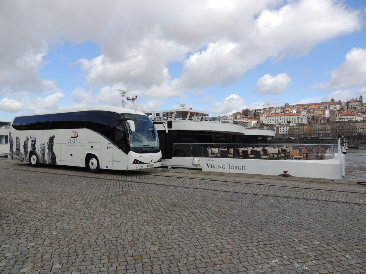 Viking Torgil at Porto