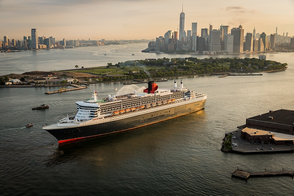Queen Mary 2 to undergo major refurbishment in early summer 2016