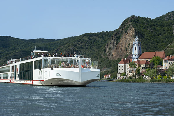 Ten new Longships on order for Viking River Cruises
