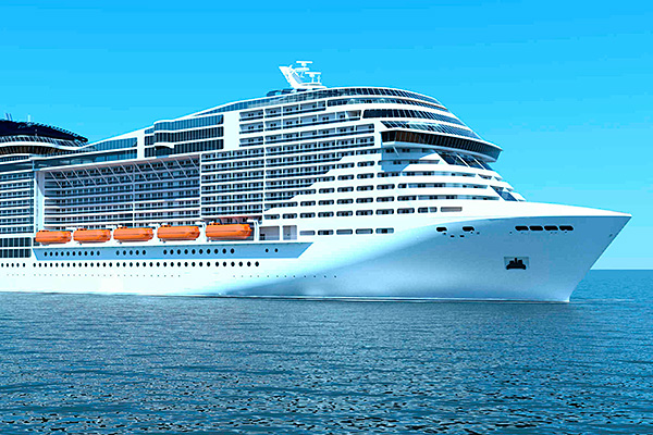 MSC Cruises signs two plus two option 167,600 gross ton ship deal with STX France