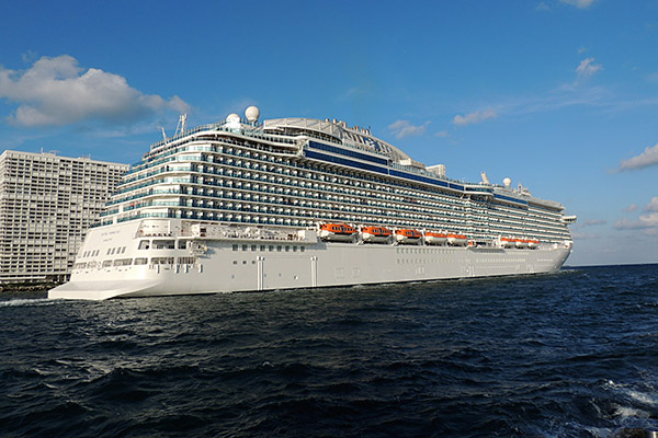 Princess Cruises orders a new ship from Fincantieri